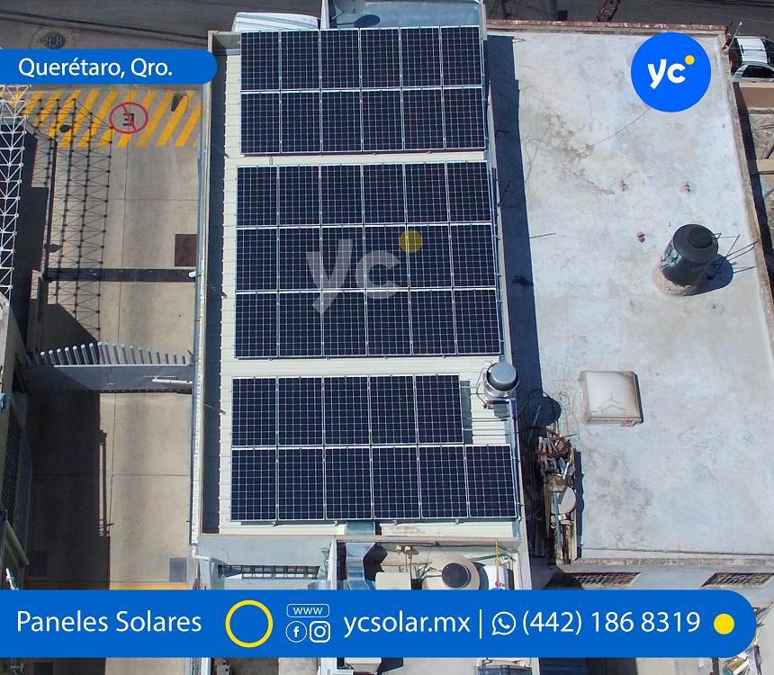 Venta de Paneles Solares Para Negocio